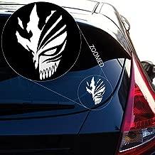 Bleach Ichigo Kurosaki Hollow Mask Sticker Decal for Car Laptop Wall (5.5