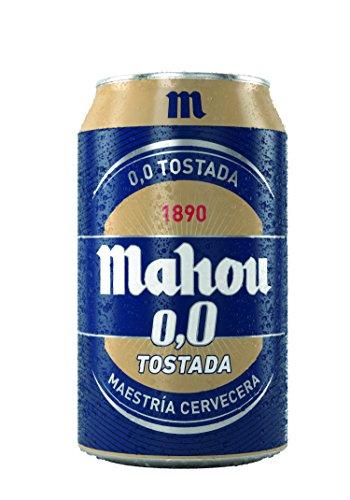 Mahou - 0,0% Tostada - 330 ml