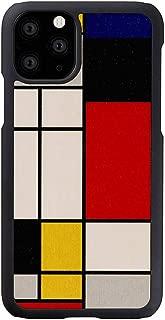 Man & Wood(マンアンドウッド) iPhone 11 Pro Max 天然木ケース Mondrian Wood I16857i65R