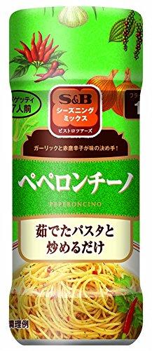 エスビー食品『SPICE&HERBシーズニングペペロンチーノ(ボトル)』