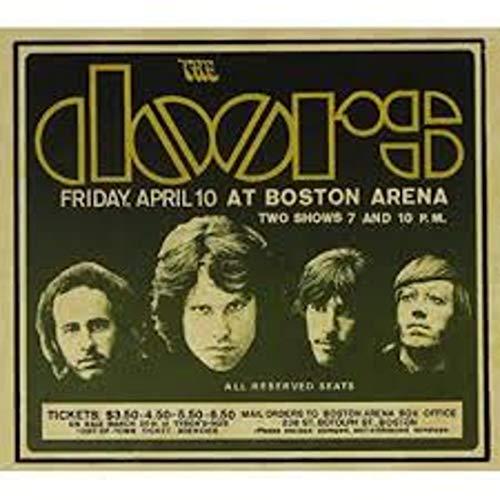 The Doors - Live In Boston Arena 1970