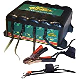 BATTERY TENDER 022-0148-DL-WH 4-Bank Charger Marine , Boating Equipment