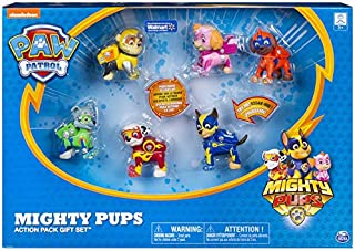 Paw Patrol Mighty Pups Action Pack Gift Set