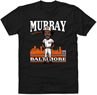 Eddie Murray Shirt - Vintage Baltimore Baseball Men's Apparel - Eddie Murray Toon