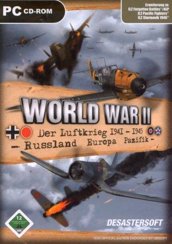 IL-2 Sturmovik - World War II: Der Luftkrieg 1941 - 1945 - Kampagnenerweiterung für IL2 Sturmovik 1946 / Forgotten Battles/Ace Expansion