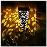 ZHMIAO Antorcha solar con llama impermeable, iluminación de paisaje, encendido y apagado automático para jardín, entrada de aire libre, patio, cubierta, yard.