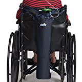 Roscoe Medical Oxygen Tank Bag for Wheelchair/Scooter - Portable Oxygen Carrier for D, E Canned Oxygen...