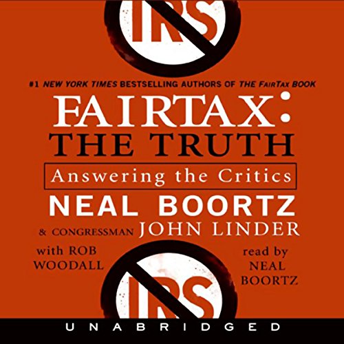 FairTax audiobook cover art