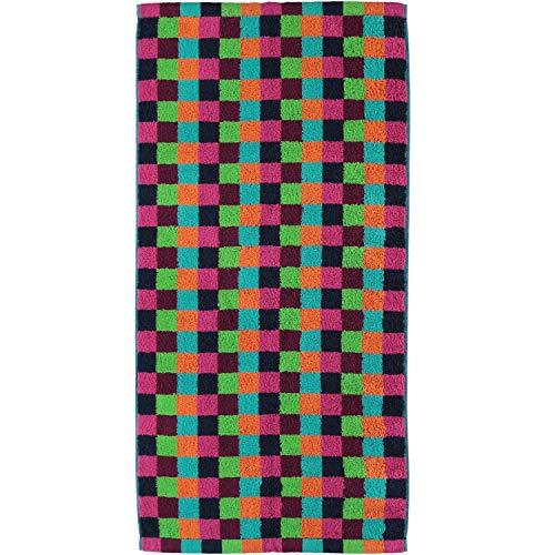 Cawö Home Handtücher Life Style Karo 7047 Multicolor - 84 Duschtuch 70x140 cm