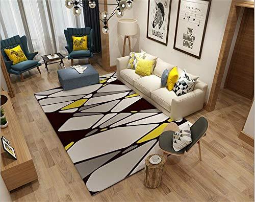 Interieurdecoratie, designer tapijt, modern, eenvoudig tapijt, woonkamer, kantoor, Europees tafelkleed, salontafel, salontafel, Europese stijl, 140 x 200 cm 120*160cm