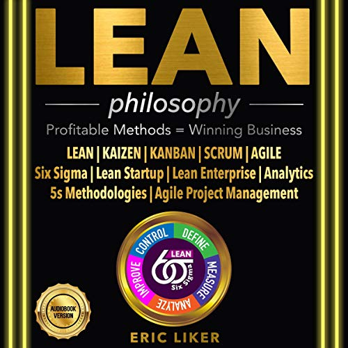 Lean Philosophy Audiobook By Eric Liker cover art