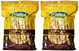 IMS 50-Piece Rawhide Wrapped Chicken Sticks Pet Treats, PACK OF 2