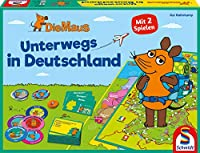 Schmidt Spiele 40578?The Mouse, While Travelling in Germany [並行輸入品]
