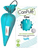 Mangalam Campure Camphor Cone - Room Freshener, Mosquito - Insect Repellent (Pack Of 6)