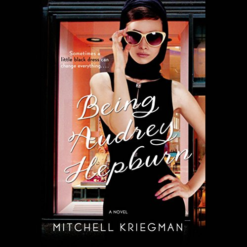 Being Audrey Hepburn audiobook cover art