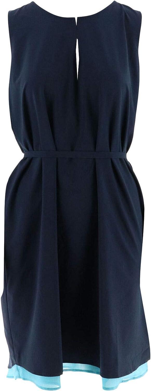 Clinton Kelly Kelly Double Layer Dress Belt A278475