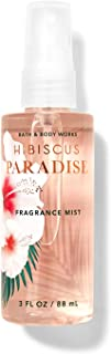 Bath And Body Works Hibiscus Paradise Fragrance Mist 88ml - Conditioning Aloe Mist Nourishes Skin For The Lightest, Most R...