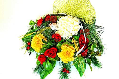 Morts dimanche la toussaint grabgesteck Décoration Bouquet Art Fleurs br5