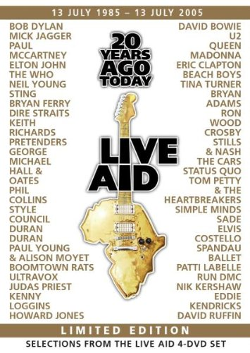 Live Aid : 20 Years Ago Today