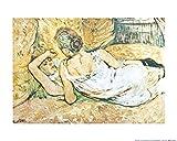 1art1 Henri De Toulouse-Lautrec - Friends Poster Kunstdruck