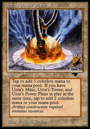 Magic The Gathering - Urza