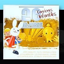20 Mejores Canciones Infantiles Vol. 4 ( The Best 20 Childen's Songs) by Peque?s Grandes Voces de M?ica Infantil (2011-02-11)