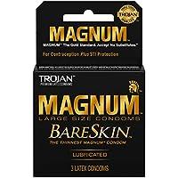 Trojan Magnum Bareskin Condoms by Paradise Marketing