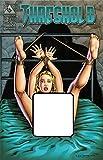 Threshold Adult Erotica Comic 32 Bondage Cover Art October 2000