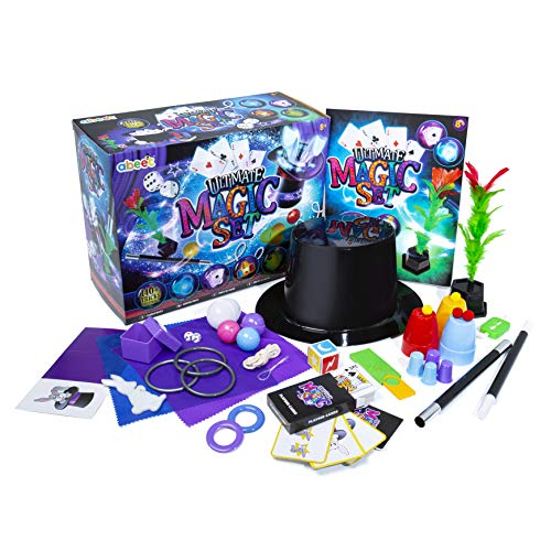 abeec Ultimate Magic Set - Magic Kit with 140+ Tricks for Kids 8+ - Party...