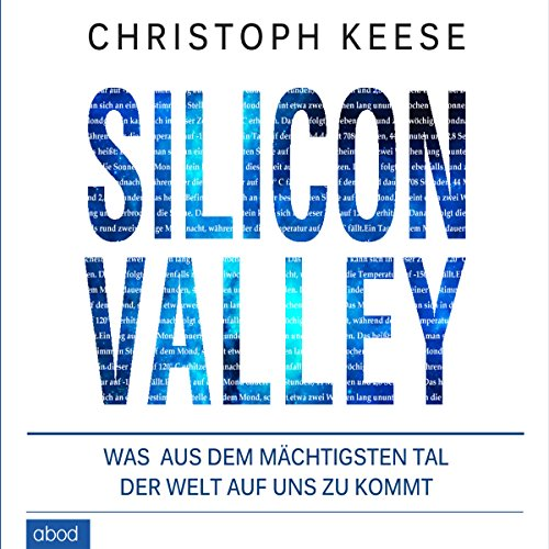 Silicon Valley audiobook cover art