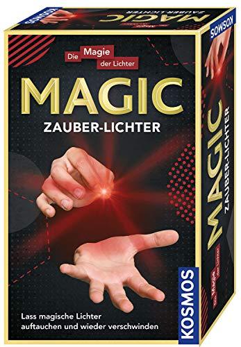 Kosmos Experimente & Forschung 657727 Magic Zauberlichter