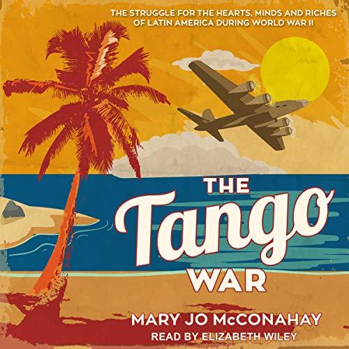 The Tango War audiobook cover art