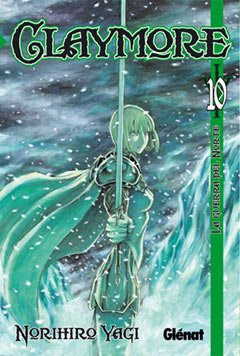 Claymore 10 La guerra del norte/ The North War