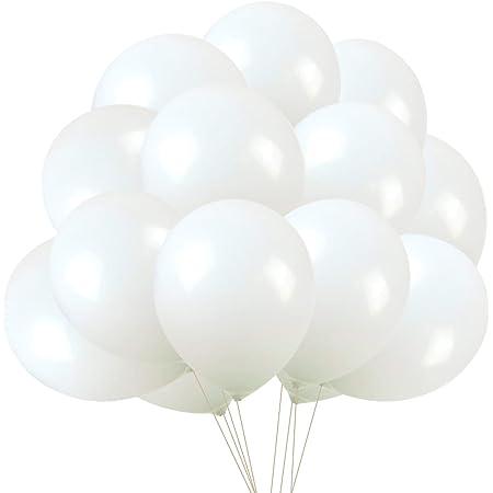 "50 PK QUALITY LATEX DECOR BALLOONS 10/"" Standard Wedding Birthdays Party BALOONS"