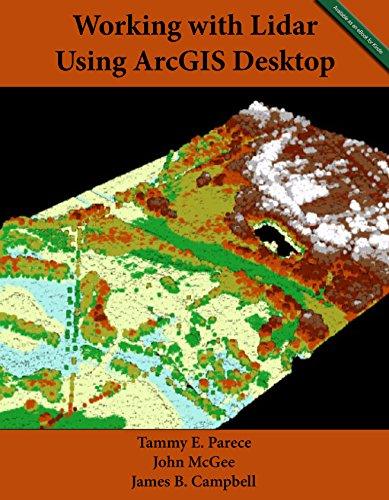 Working with Lidar using ArcGIS Desktop (English Edition)