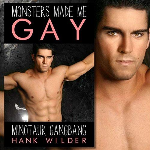 Minotaur Gangbang audiobook cover art