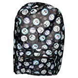Disney Mickey Mouse All-Over Mickey & Friends Print Backpack, Grey Mochila infantil 41 centimeters 20 Multicolor (Blue)