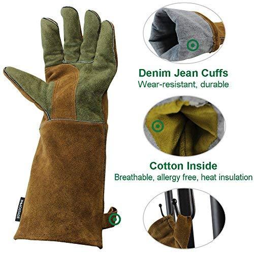 Mig/Stick Welding Gloves
