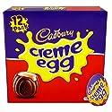 Cadbury Creme Eggs Box (12 Pack)