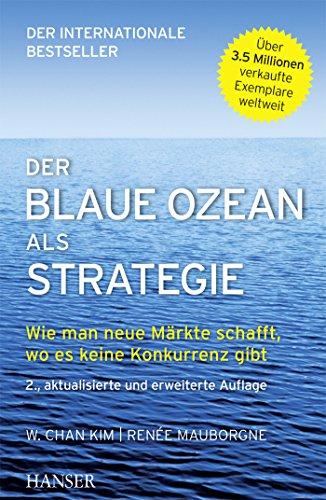 Der Blaue Ozean als Strategie: Wie man neue Märkte schafft, wo es keine Konkurrenz gibt