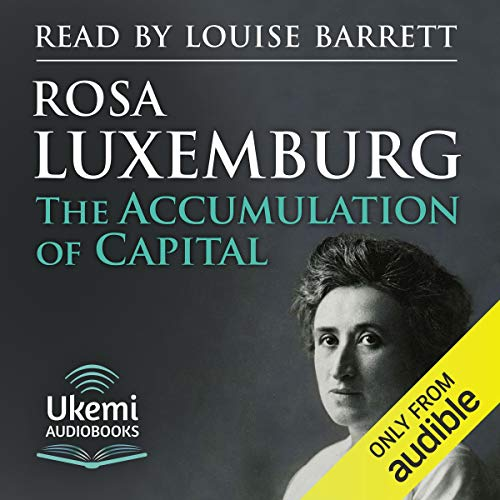 The Accumulation of Capital cover art