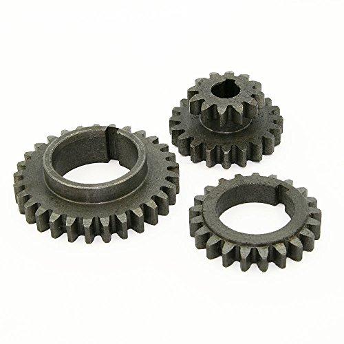 Transmission Gear Kit, R8 Mini Mill, Metal