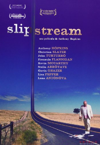 Slipstream (Import Dvd) (2013) Anthony Hopkins; Christian Slater; John Turturr