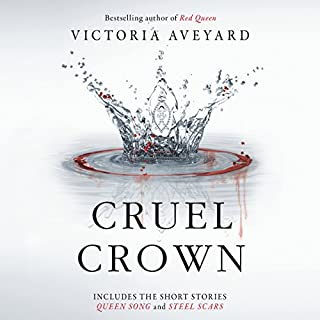 Cruel Crown     Two Red Queen Novellas              By:                                                                                                                                 Victoria Aveyard                               Narrated by:                                                                                                                                 Andi Arndt,                                                                                        Jayne Entwistle,                                                                                        Amanda Dolan                      Length: 6 hrs and 26 mins     14 ratings     Overall 4.1