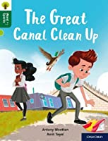 Oxford Reading Tree Word Sparks: Level 12: The Great Canal Clean Up