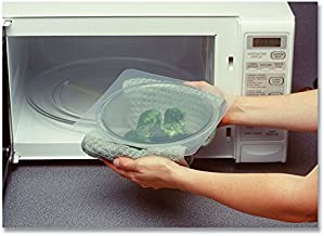 """Microwave Splatter Guards 2 Pack 11"""" and 9"""""""