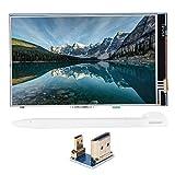 Fafeicy Monitor da 4 Pollici Display HDMI, Touch Screen Tft 800 X 480 IPS Hd, per Raspberry PI 3B + / 4B