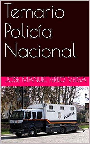 Temario Policía Nacional (1)
