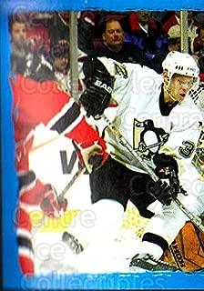 (CI) Dick Tarnstrom, Marc-Andre Fleury, Pittsburgh Penguins Hockey Card 2003-04 Panini Stickers 151 Dick Tarnstrom, Marc-Andre Fleury, Pittsburgh Penguins