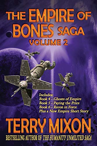The Empire of Bones Saga Volume 2 (The Empire of Bones Saga Omnibuses) Kindle Edition by Terry Mixon  (Author)